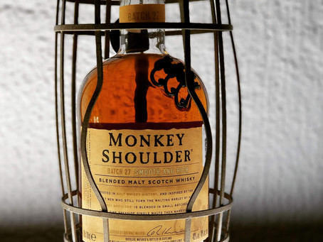 Reseña: Monkey Shoulder