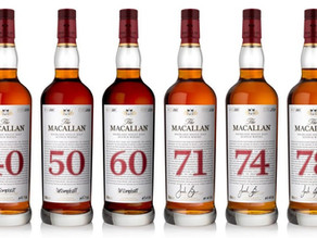 """The Macallan """"Red Collection"""""""