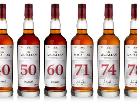 "The Macallan ""Red Collection"""