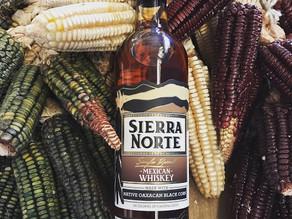 Sierra Norte - Whiskey mexicano