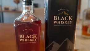 Black Whiskey, whiskey peruano