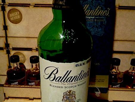 Ballantine's Whisky 17 años