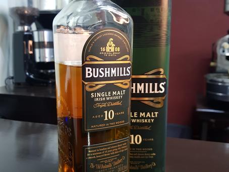 Bushmills 10 años