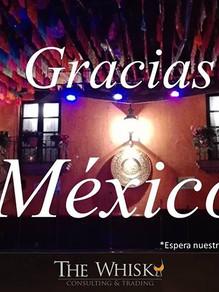 ¡¡GRACIAS MÉXICO!! Ha sido una experienc