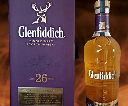 Glenfiddich Excellence 26 años