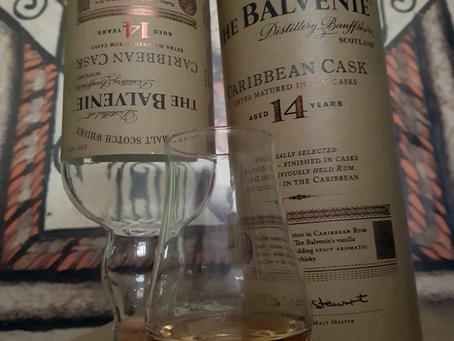 The Balvenie 14 años. Caribbean Cask
