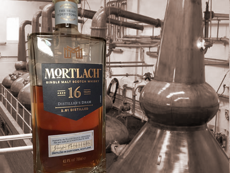 Mortlach 16 años, Distiller's Dram