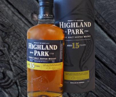 Highland Park 15 años