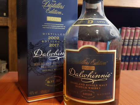 Dalwhinnie The Distillers Edition