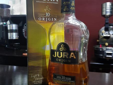 """Jura """"Origin"""" 10 años"""