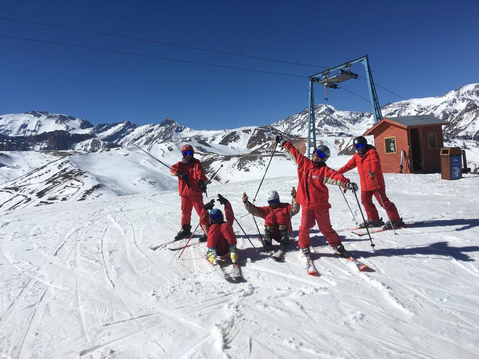 Programa de Ski JULIO 2018