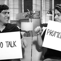 Promise to talk - and we promise to listen.