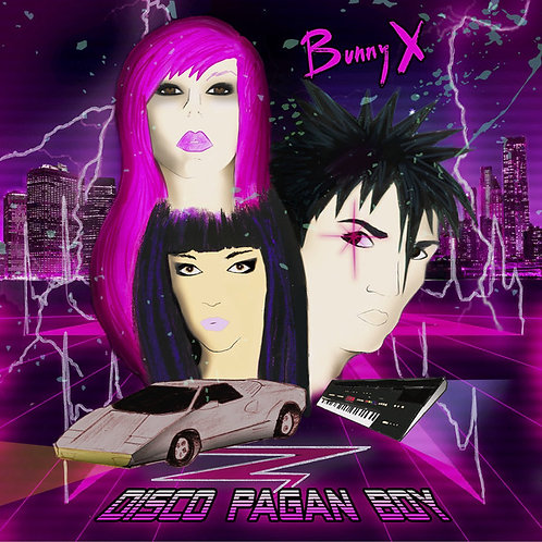 Bunny X – Disco Pagan Boy