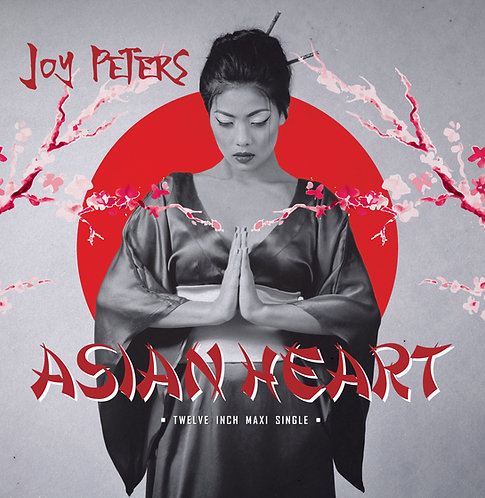 Joy Peters - Asian Heart - Pink Vinyl