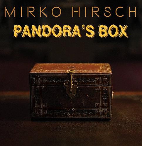 Mirko Hirsch - Pandora's Box - Chocolate Brown Vinyl