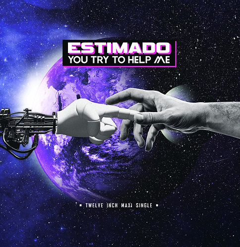 Estimado - You Try To Help Me - Cloudy Clear Vinyl