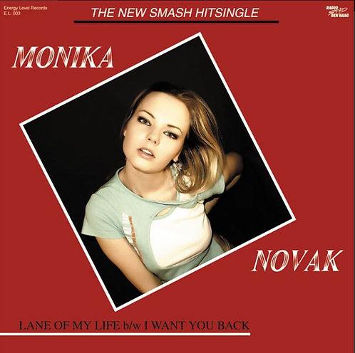 Monika Novak – Lane Of My Life / I Want You Back