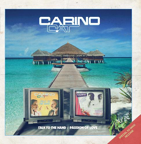 Carino Cat - Talk To The Hand / Passion Of Love - Maxi Single