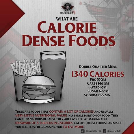 Calorie Dense