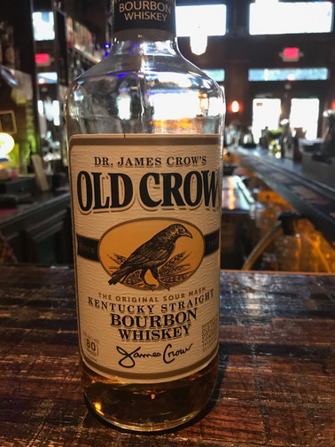 Old Crow, at Little Dipper