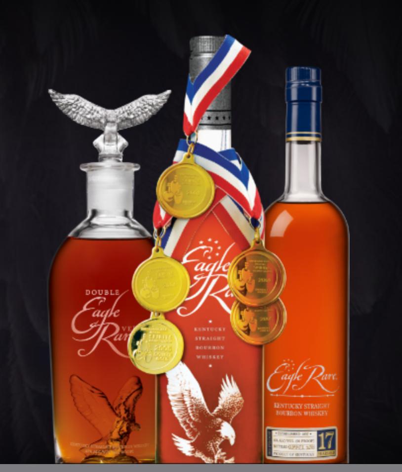 Eaglerare bottles, from their website