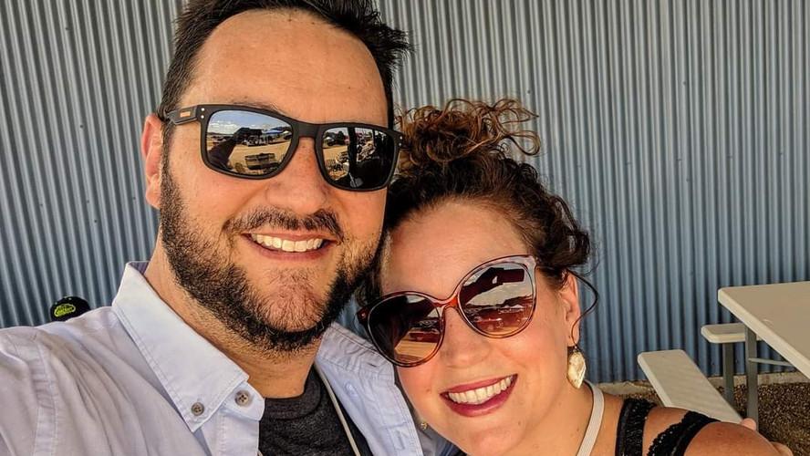 Sarah and Spencer Whelan
