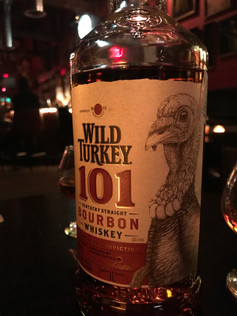 Wild Turkey 101 -- the basic b