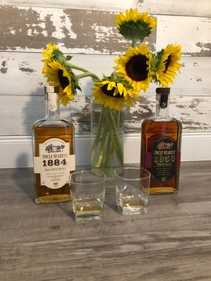 Whiskey Women's Sunflowers and UN
