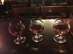 gratuitious whiskey shot