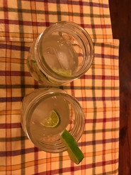 Tequila High Ball Refresher
