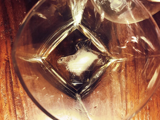 Texas Shaped Ice Cubes!