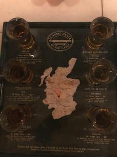 Our whiskey tour