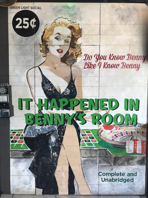 Ooh, Benny