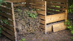 Wie starte ich einen Kompost?