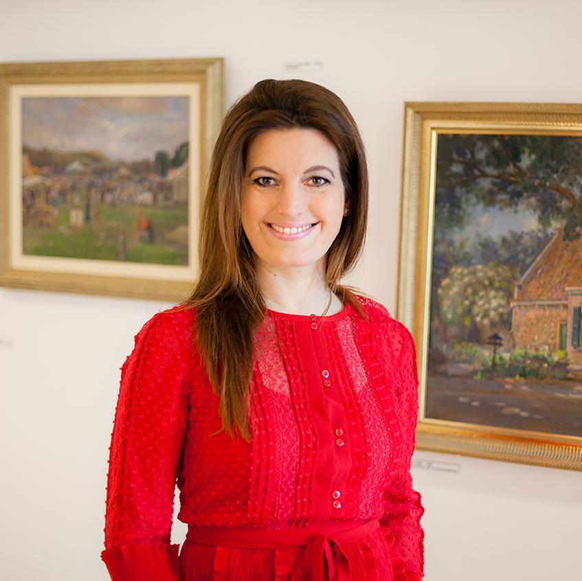 Esther Janssen, voorzitter