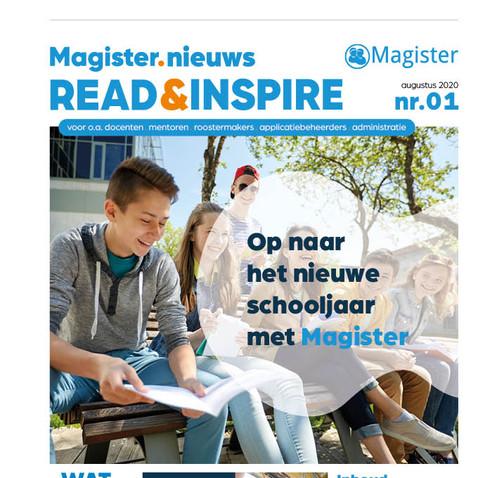 Magazine/krant Magister