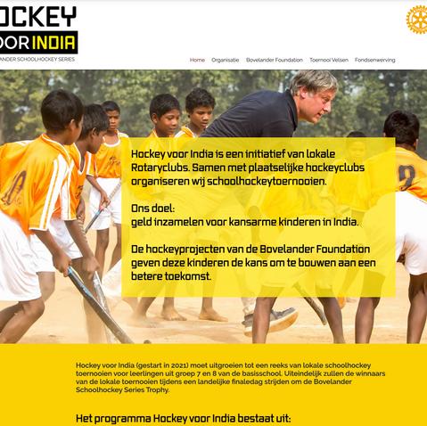 Hockey voor india.nl