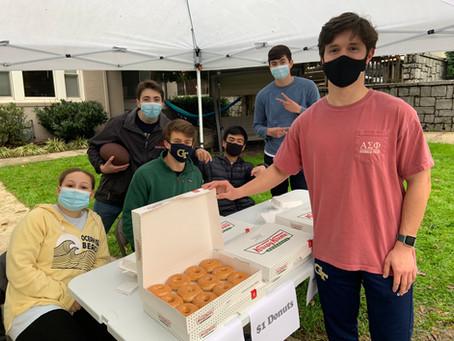 Donuts for Black Mental Health Alliance