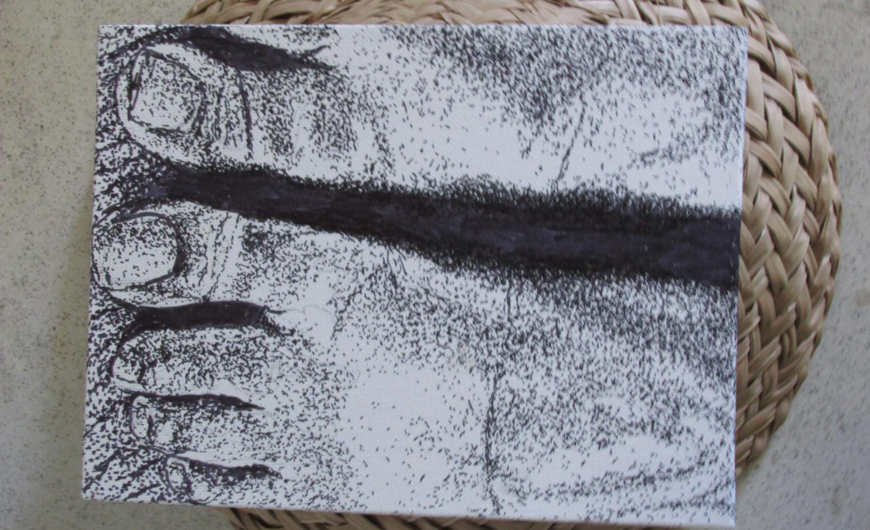 Makayla's Feet