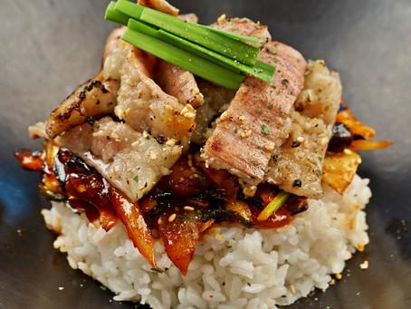 신메뉴 출시: 곱창덮밥