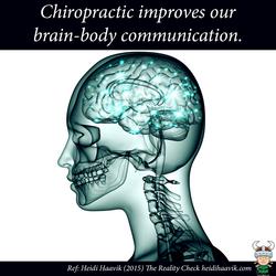 Brain-body communication