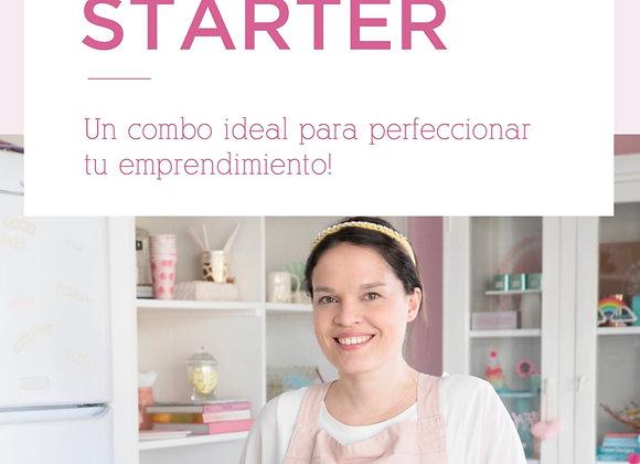 COMBO STARTER: 4 clases en 1!