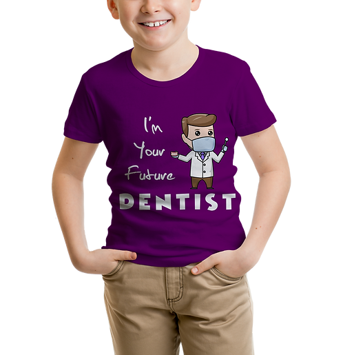 I'm Your Future Dentist!