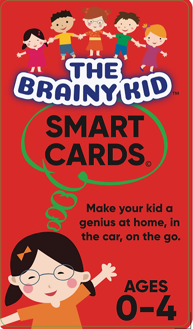 Smart Cards ages 0-4 and 5-10