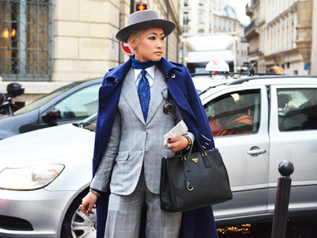 4 basic keys which define the foundation to being a well-dressed woman.