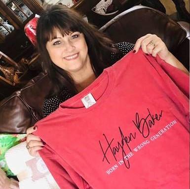HB Long-Sleeve Red Shirt