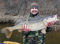 early spring michigan walleye (5)