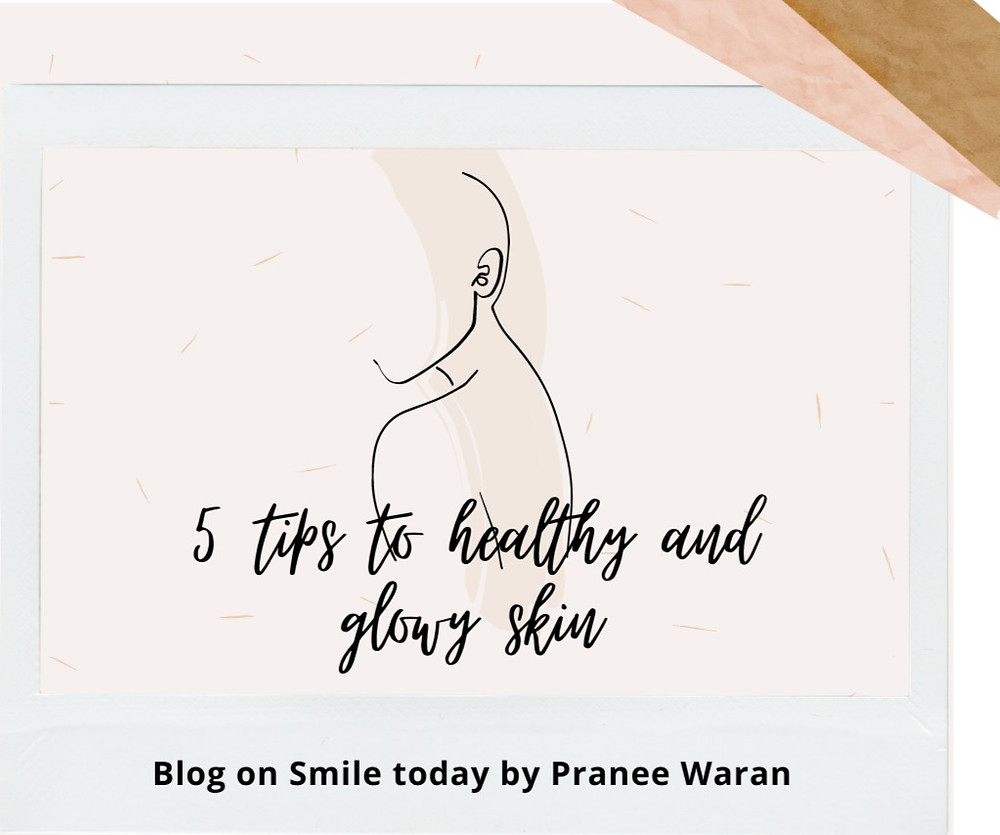 Read to learn 5 amazing tips to healthy and glowy skin.
