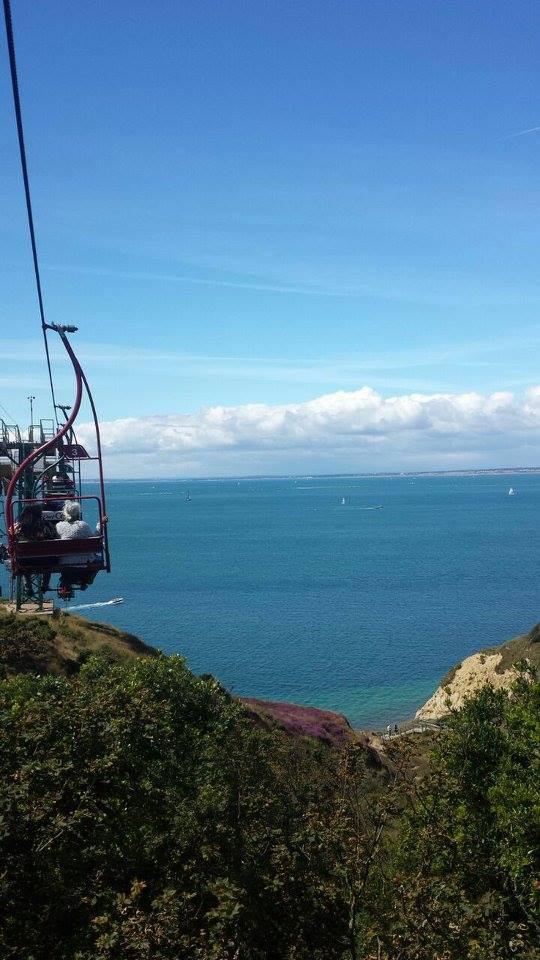 Isle of wight, South Coast England