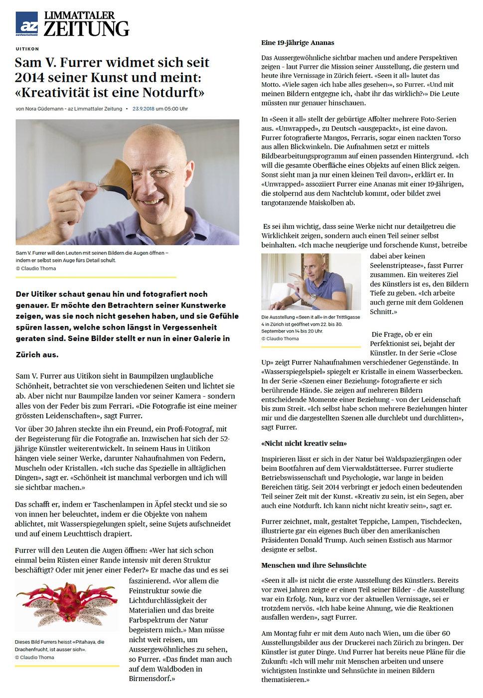 Limmattaler Zeitung Artikel 20180922.jpg